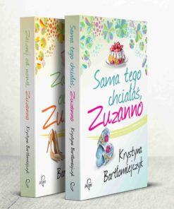 Pakiet książek Sama tego chciałaś Zuzanno