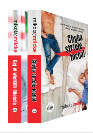 Pakiet dwóch książek Mikołaja Milcke