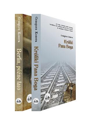 Pakiet dwóch książek Grzegorza Kozery