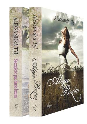 Pakiet dwóch książek Aleksandry Tyl