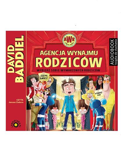 Agencja Wynajmu Rodziców audiobook