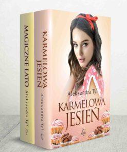 Pakiet Dziewczyny czytają: Aleksandra Tyl ( Magiczne lato i Karmelowa jesień)