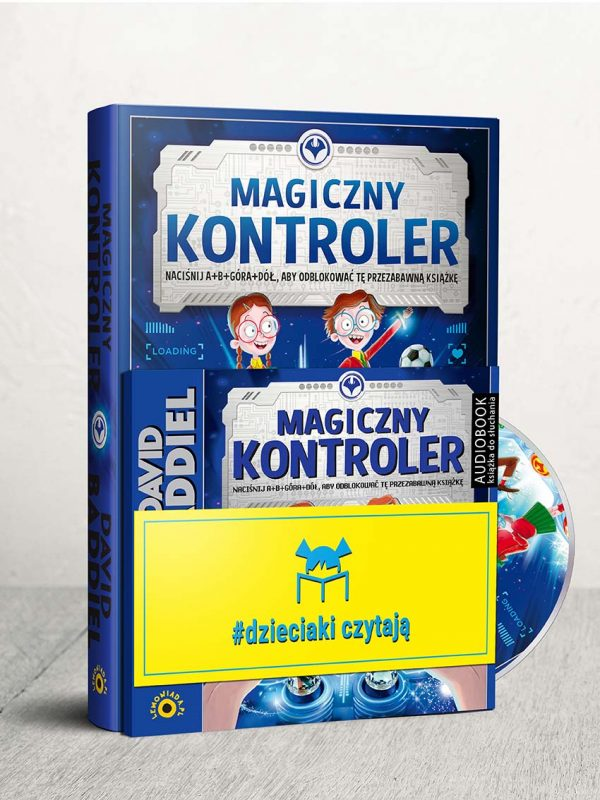 Pakiet_Magiczny Kontroler z CD