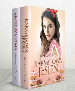 Pakiet Dziewczyny czytają: Karmelowa jesień, Anielska zima