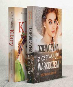 """Pakiet 2 tytuły """"Dziewczyny czytają"""