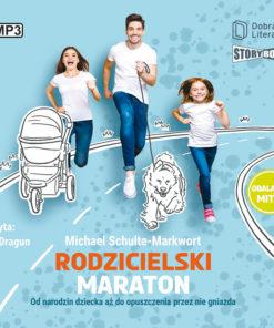 Rodzicielski maraton - audiobook
