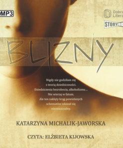 Blizny – audiobook